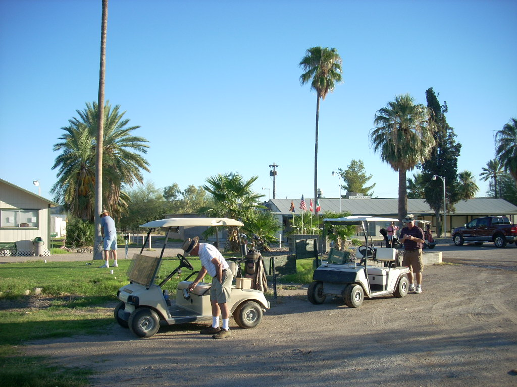 Ajo Golf Carts
